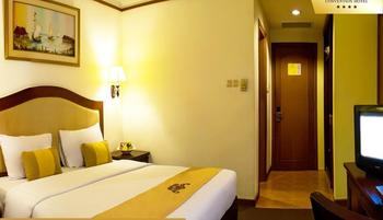 Grand Pasundan Hotel Bandung - Traveller Double Room Promo Stay Hepi