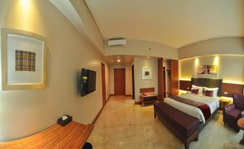 Demelia Hotel Makassar - Deluxe Room Only EARLY BOOK OFFER