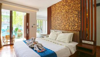 Aquarius Star Hotel Kuta - Lagoon View Deluxe Room Only Limited Promotion