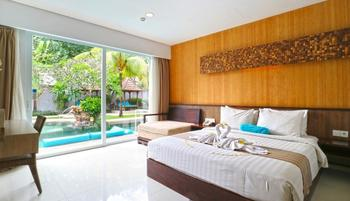 Aquarius Star Hotel Kuta - Lagoon Access Deluxe Room Only Big Deal