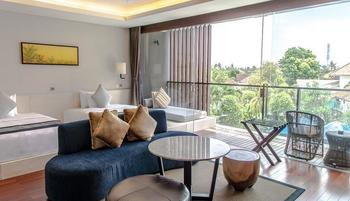 Watermark Hotel Bali - Suite Room For 4 Persons Last Minute Promotion