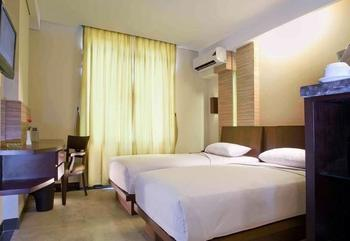 Losari Roxy Hotel Jakarta - Superior Twin Room only Regular Plan