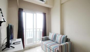 Sunter Park View By Mediapura Jakarta - 2 Bedroom Regular Plan
