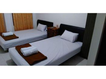 Dawah Hotel Makassar - Superior Twin Regular Plan
