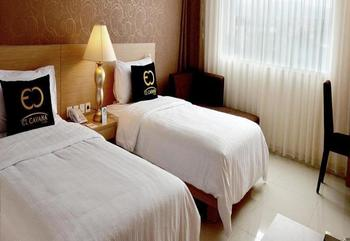 El Cavana Bandung - Executive Twin or Double Bed Room Regular Plan