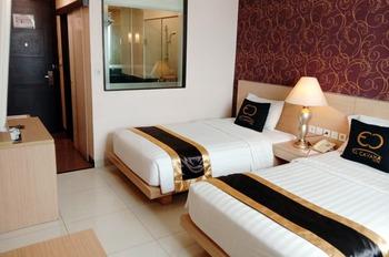 El Cavana Bandung - Superior Twin Room Only Regular Plan