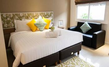 Wood Hotel Bandung - Deluxe Room Only Super Deals!