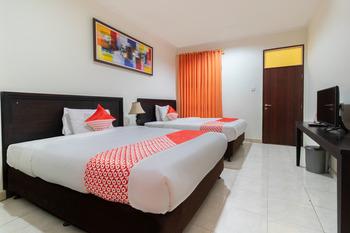 OYO 2688 Guntur Hotel Bali - Standard Twin Room Early Bird Promotion