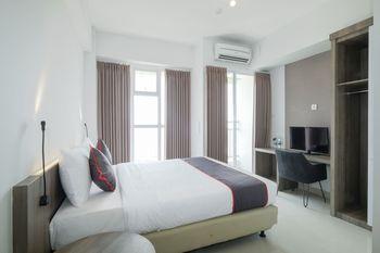 Collection O 15 Taman Melati Merr Surabaya Surabaya - Deluxe Double Room Regular Plan