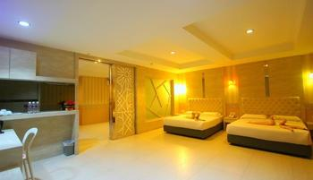 Lovina Inn Penuin Batam - Family Room Regular Plan
