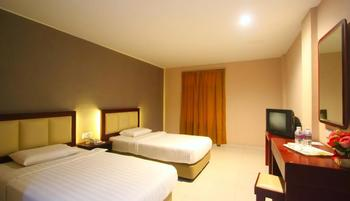 Lovina Inn Penuin Batam - Twin Bed Room Only Regular Plan