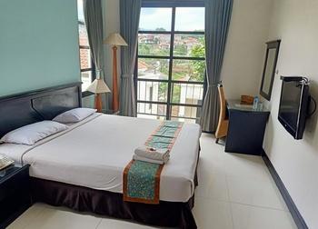 Casa D'Ladera Hotel Bandung Bandung - Prime King Room Regular Plan