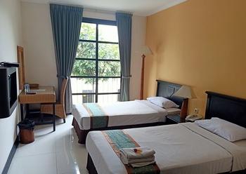 Casa D'Ladera Hotel Bandung Bandung - Prime Twin Room Regular Plan