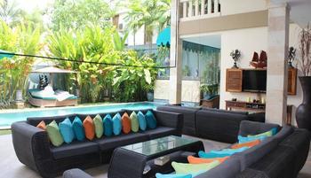 Bali Mystique Hotel Bali - 3 Bedroom Villa With Private Pool Regular Plan