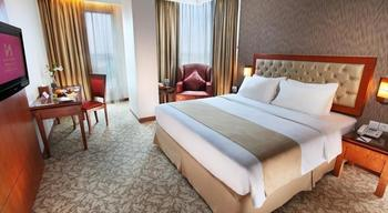 Swiss - Belinn SKA Pekanbaru - Deluxe Queen Room Only Regular Plan