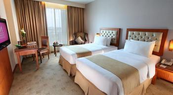 Swiss - Belinn SKA Pekanbaru - Deluxe Twin  Regular Plan