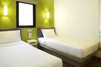 Amaris Panglima Polim - Smart Room Twin Staycation Offer  Regular Plan