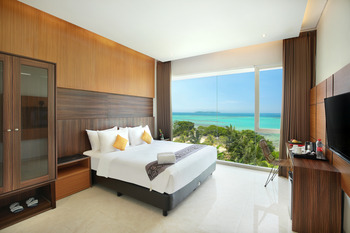 Royal Ocean View Beach Resort Karimunjawa Jepara - Deluxe Suite with Sea View Min 3 Night Stay