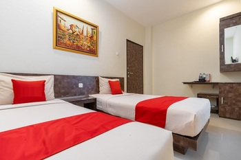 Hotel Domino Palembang - Deluxe Twin Room Only LONG STAY