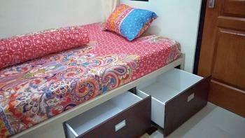 Dua Langkah Backpacker Malang - Double Plus Room Regular Plan