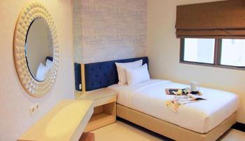 Apartemen Puncak Marina Surabaya - Suite 2 Bedroom Regular Plan