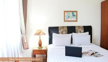 Apartemen Puncak Marina Surabaya - Standard 3 Bedroom Regular Plan