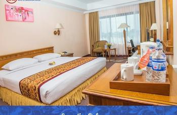 Abadi Hotel & Convention Center Jambi - Executive Deluxe Regular Plan