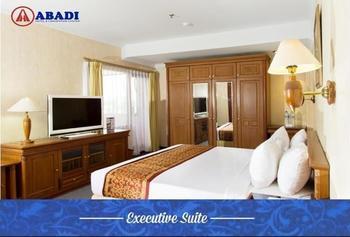 Abadi Hotel & Convention Center Jambi - Executive Suite Regular Plan