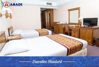 Abadi Hotel & Convention Center Jambi - Executive Standard  Regular Plan