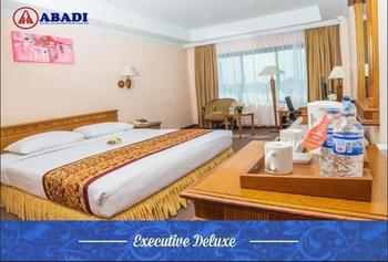 Abadi Hotel & Convention Center Jambi - Executive Deluxe  Double Room Only Regular Plan