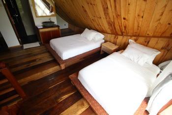 Padi Ecolodge Bukittinggi - Superior Twin Room Regular Plan