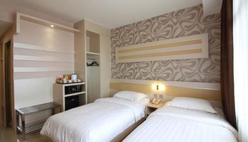 Classie Hotel Palembang - Deluxe Room Only Regular Plan