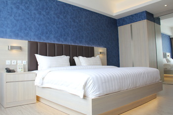 Classie Hotel Palembang - Junior Suite with Breakfast Always on