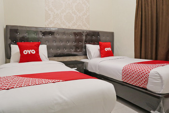 OYO 2192 Hotel D'ostha Residence Syariah Bukittinggi - Standard Twin Room Early Bird Deal