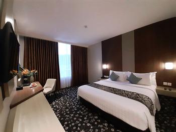 Aston Gorontalo Hotel & Villas Kota Gorontalo - Deluxe Room Only Regular Plan