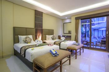 d'Penjor Seminyak Hotel Bali - Superior Twin Room Basic Deal