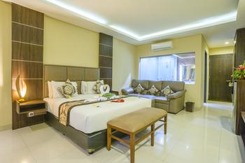 d'Penjor Seminyak Hotel Bali - Deluxe Double Room Regular Plan