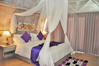 Akusara Jungle Resort And Spa Bali - Deluxe with Sea View Work From Bali