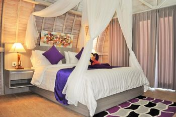 Akusara Jungle Resort And Spa Bali - Deluxe Suite Room Work From Bali