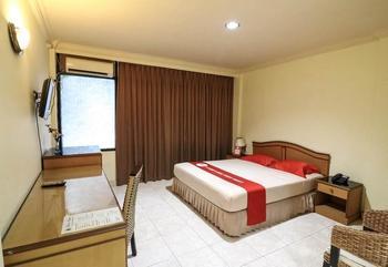 NIDA Rooms Sungai Sadang 96 Makassar - Double Room Single Occupancy Special Promo