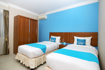 Airy Syariah Sekupang Tiban Satu Blok D 173 Batam - Superior Twin Room Only Special Promo July 45