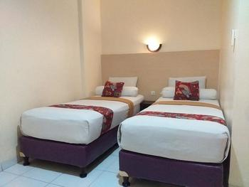 Hotel Pelangi Lampung - Superior Twin Room Only Regular Plan