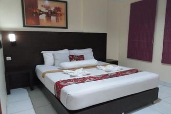 Hotel Pelangi Lampung - Deluxe Double Room Regular Plan