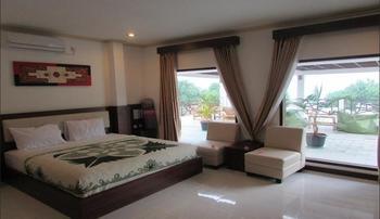 Family Beach Hotel Lombok - Deluxe Sea View Regular Plan