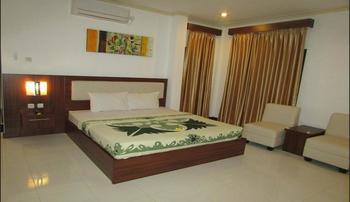 Family Beach Hotel Lombok - Standard Sea View Regular Plan