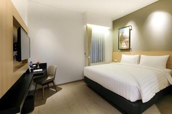 Hotel 88 Blok M Jakarta - Deluxe Twin Room Breakfast Regular Plan