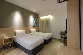 Hotel 88 Blok M Jakarta - Superior Twin Room Only Regular Plan