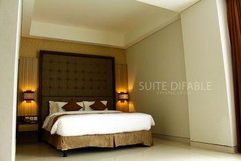 Crystal Lotus Hotel Yogyakarta - Suite Room Regular Plan