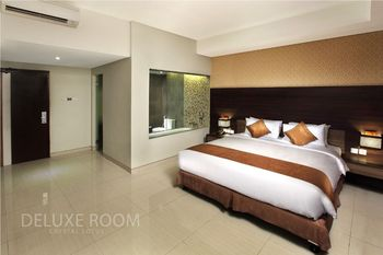 Crystal Lotus Hotel Yogyakarta - Deluxe Double or Twin with Breakfast Regular Plan