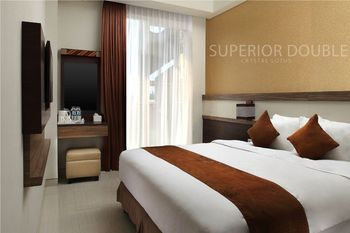 Crystal Lotus Hotel Yogyakarta - Superior Double or Twin - Room Only Regular Plan